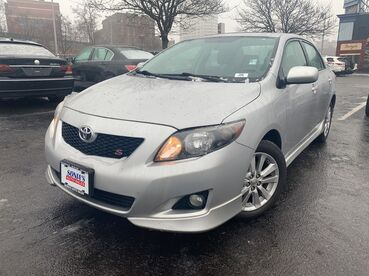2010_Toyota_Corolla_S_ Worcester MA