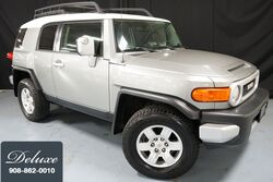 Toyota FJ Cruiser 4WD, Convenience Package, Rear-View Camera, Water-Resistant Seats, 17-Inch Alloy Wheels with All-Terrain Tires, 2010