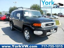 2010_Toyota_FJ Cruiser_AUTOMATIC W/ROOF RACK 4.0L V6 4X4_ York PA