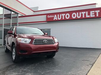 2010_Toyota_Highlander_Base_ Richmond KY