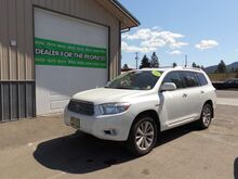 2010_Toyota_Highlander Hybrid_Limited 4WD_ Spokane Valley WA
