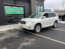 2010_Toyota_Highlander_Limited 4WD_ Spokane Valley WA