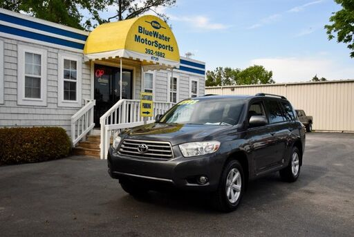2010_Toyota_Highlander_SE_ Wilmington NC