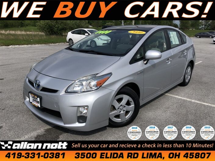 2010 Toyota Prius III Lima OH