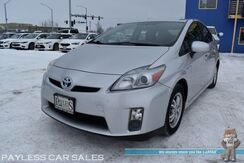 2010_Toyota_Prius_One / Hatchback / Automatic / Keyless Entry & Start / Bluetooth / Power Mirrors Windows & Locks / Cruise Control / Aluminum Wheels / 51 MPG_ Anchorage AK