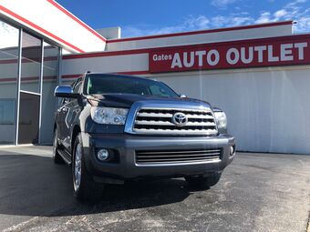 2010_Toyota_Sequoia_Ltd_ Richmond KY