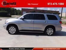 2010_Toyota_Sequoia_Ltd_ Garland TX