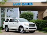 2010 Toyota Sequoia Platinum Edition Nav Rear DVD 4WD