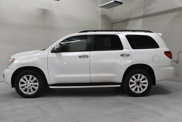 2010 Toyota Sequoia Platinum Englewood CO