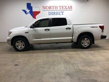 2010_Toyota_Tundra 4WD Truck_2010 SR5 4x4 Leather Back Up Camera Touchscreen Radio Tv Dvd_ Mansfield TX
