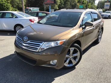2010_Toyota_Venza__ Worcester MA