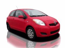 2010_Toyota_Yaris_Base_ Philadelphia PA
