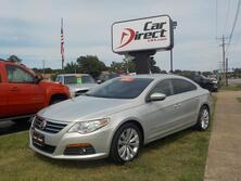 VOLKSWAGON CC SPORT COUPE, AUTOCHECK CERTIFIED, BLACK & TAN LEATHER, BLUETOOTH, EXTRA CLEAN, ONLY 60K MILES! 2010