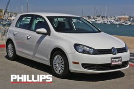 2010_Volkswagen_Golf__ Newport Beach CA