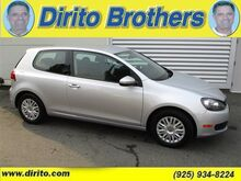 2010_Volkswagen_Golf_2DR HB PZEV MT_ Walnut Creek CA
