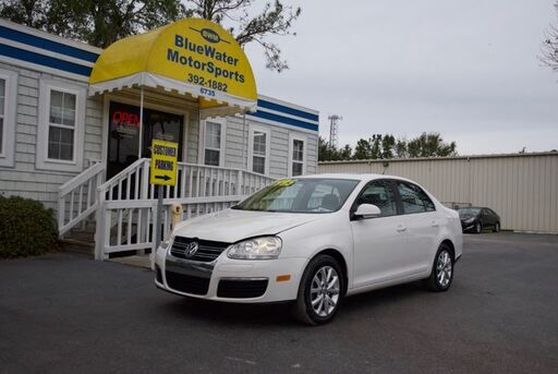 2010_Volkswagen_Jetta Sedan_SEL_ Wilmington NC