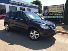 Volkswagen Tiguan Wolfsburg 4MOTION LEATHER, SUNROOF!!! GREAT VALUE!!! EXTRA CLEAN!!! FORMER CPO!!! 2010
