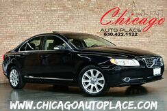 2010_Volvo_S80_I6 - KEYLESS GO LEATHER FRONT/REAR HEATED SEATS SUNROOF BLUETOOTH WOOD TRIM_ Bensenville IL