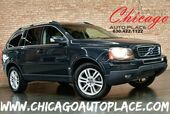 2010 Volvo XC90 I6 - 3.2L I6 ENGINE 1 OWNER FRONT WHEEL DRIVE BLACK LEATHER 3RD ROW SUNROOF REAR TV'S WOOD GRAIN INTERIOR TRIM PREMIUM ALLOY WHEELS