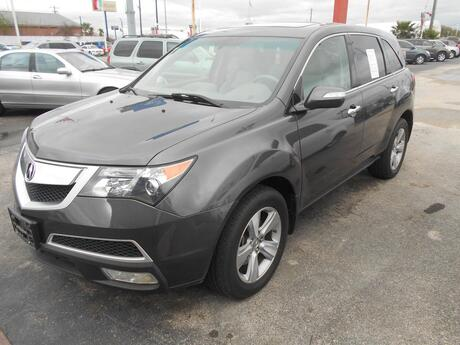 2011 ACURA MDX  Houston TX