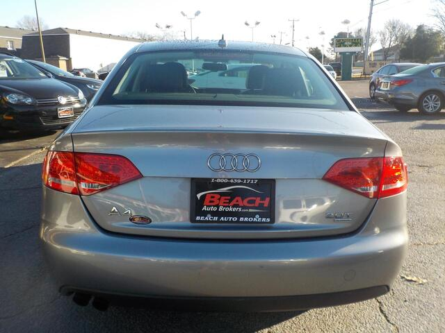 2011 AUDI A4 QUATTRO PREMIUM 2.0T, WARRANTY, LEATHER, SUNROOF, PARKING SENSORS, NAV, POWER DRIVERS SEAT,  A/C! Norfolk VA