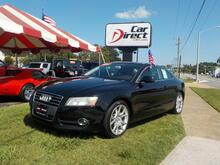 2011_AUDI_A5_COUPE 2.0T QUATTRO, BUY BACK GUARANTEE & WARRANTY, HEATED SEATS, BLUETOOTH, SUNROOF, ONLY 70K MILES!_ Virginia Beach VA