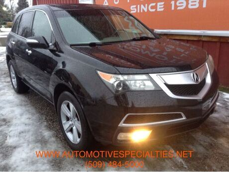 2011 Acura MDX 6-Spd AT Spokane WA