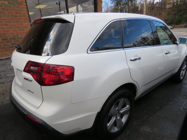 2011 Acura MDX SH-AWD w/Tech Roanoke VA