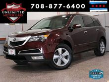 2011_Acura_MDX_Tech Pkg_ Bridgeview IL