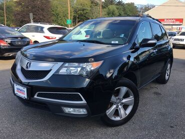 2011_Acura_MDX_Tech Pkg_ Worcester MA