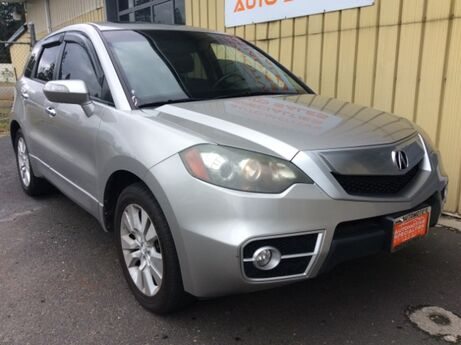 2011 Acura RDX 5-Spd AT SH-AWD with Technology Package Spokane WA