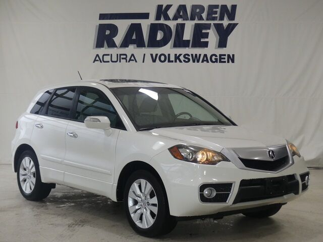 2011 acura rdx base woodbridge va 28598537