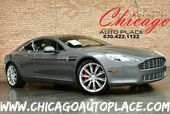 2011 Aston Martin Rapide 5.9L V12 ENGINE REAR WHEEL DRIVE PADDLE SHIFTERS NAVIGATION BLACK LEATHER HEATED/COOLED SEATS PARKING SENSORS REAR TVS XENONS