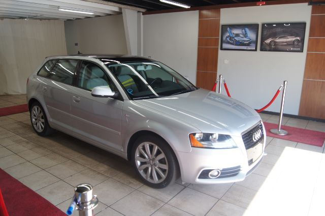 2011 Audi A3 2.0 TDI Clean Diesel with S tronic Charlotte NC