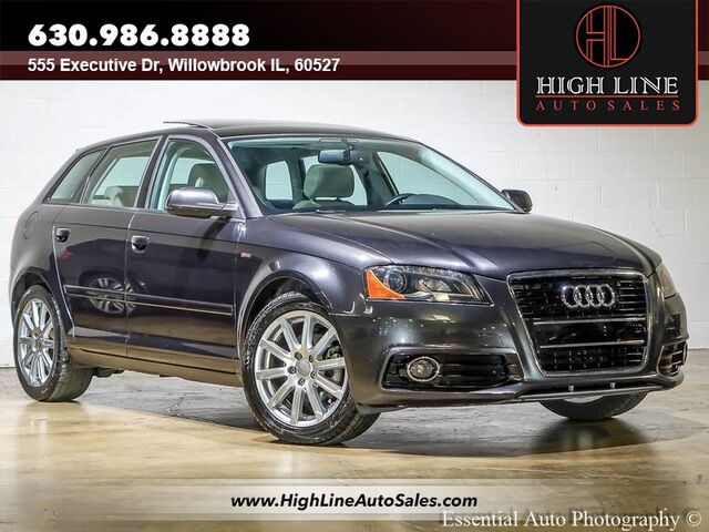 2011 Audi A3 2.0 TDI Premium Plus Willowbrook IL