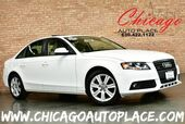 2011 Audi A4 2.0T Premium - 1 OWNER QUATTRO ALL WHEEL DRIVE BEIGE LEATHER HEATED SEATS SUNROOF BLUETOOTH