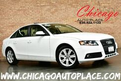 2011_Audi_A4_2.0T Premium - 1 OWNER QUATTRO ALL WHEEL DRIVE BEIGE LEATHER HEATED SEATS SUNROOF BLUETOOTH_ Bensenville IL