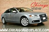 2011 Audi A4 2.0T Premium Plus - 2.0L I4 TURBOCHARGED ENGINE ALL WHEEL DRIVE BLACK LEATHER HEATED SEATS SUNROOF XENONS