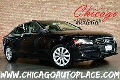 2011_Audi_A4_2.0T Premium Plus - QUATTRO AWD NAVIGATION BACKUP CAMERA SUNROOF GRAY LEATHER HEATED SEATS XENONS_ Bensenville IL