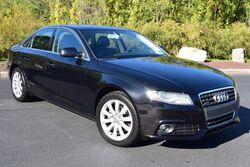 Audi A4 2.0T Quattro Premium + 6-Speed 2011
