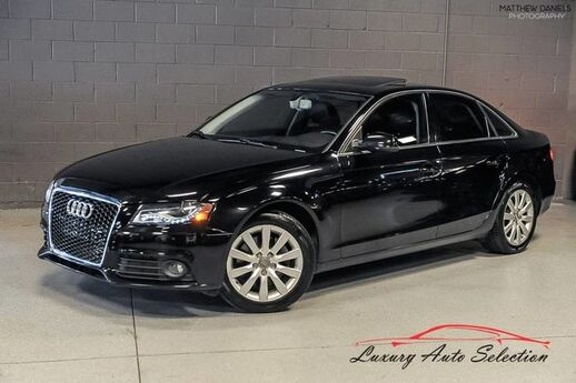 2011 Audi A4 2.0T Quattro Premium Plus 4dr Sedan Chicago IL