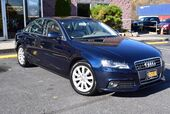 2011 Audi A4 Quattro 6-Speed 2.0T Premium Plus