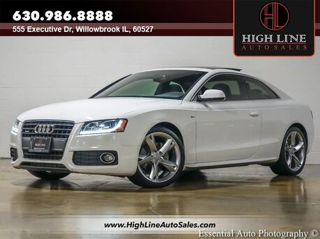 2011_Audi_A5_2.0T Prestige_ Willowbrook IL