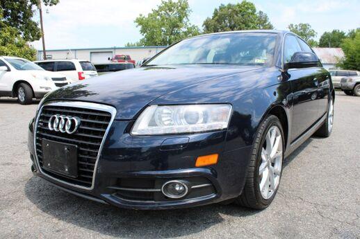 2011 Audi A6 3.0T Premium Plus Richmond VA
