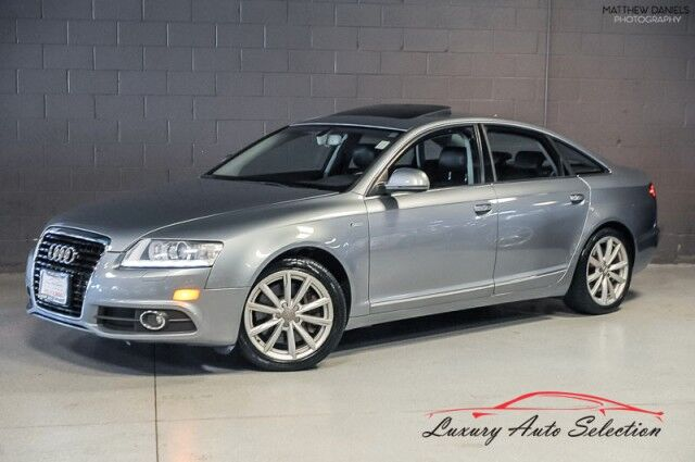 2011_Audi_A6 3.0T Quattro Prestige_4dr Sedan_ Chicago IL