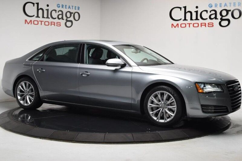 2011_Audi_A8 L__ Chicago IL