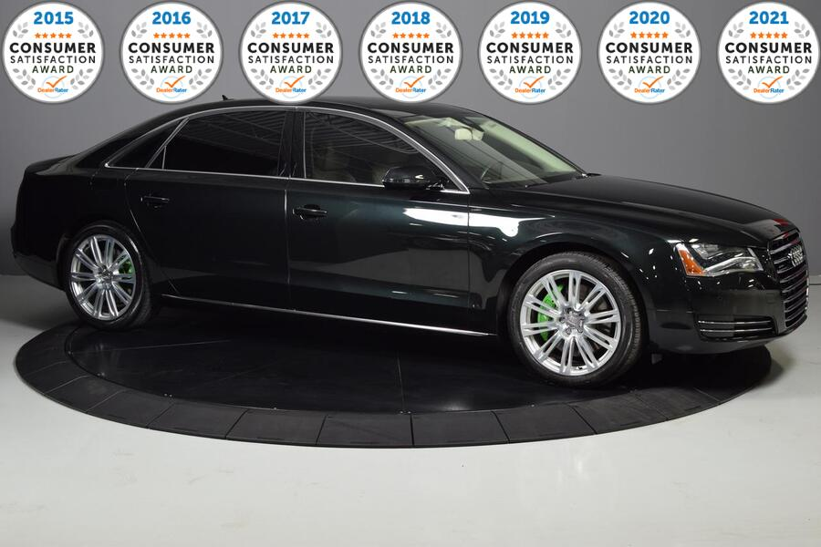 2011_Audi_A8 L__ Glendale Heights IL