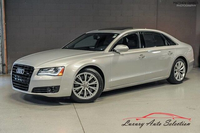 2011_Audi_A8 L 4.2L Quattro_4dr Sedan_ Chicago IL