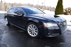 2011_Audi_A8 L_Quattro Executive Package_ Easton PA