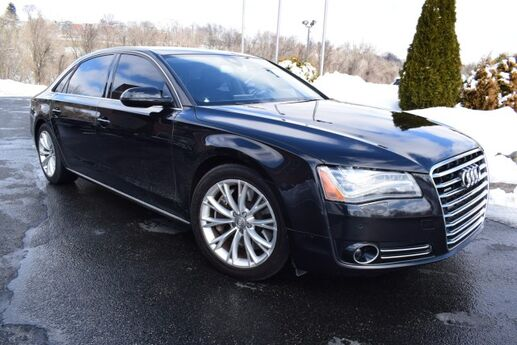 2011 Audi A8 L Quattro Executive Package Easton PA